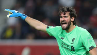 dset ​Liverpool goalkeeper Alisson has explained how he tries to 'simplify' saves, while also giving an insight into the Merseysiders' killer mindset. In 55...