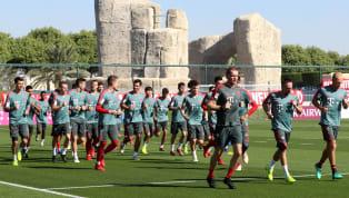 Der FC Bayern München wird in der anstehenden Winterpause erneut nach Doha (Hauptstadt vonKatar) reisen, um sich dort auf die bevorstehende Rückrunde...