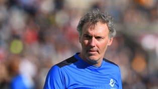Actuellement sans club, l'ancien sélectionneur des bleus serait sur la cible principalede Jean-Michel Aulas afin de relancer le club rhodanien.Un choix...