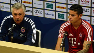 Napolimanager Carlo Ancelotti has claimed that talks withReal Madridover bringing James Rodriguez to the Italian club will take a very long time, and...