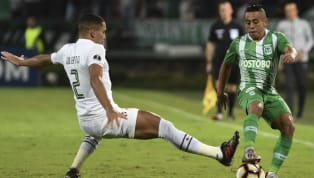 Atlético Nacionalemitió un comunicado de prensa sobre la incapacidad de Vladimir Hernández, quien se perderá el resto del campeonato por una grave lesión:...