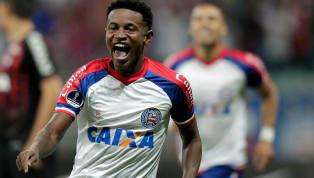 Na terça-feira (09),representantes do Arsenal, da Inglaterra, vieram a Salvador acompanhar uma partida doBahia, na Copa do Brasil, para observar a...