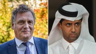 Chủ tịch Paris Saint-GermainNasser Al-Khelaifi vừa mới bị phanh phui vụ hối lộ Jerome Valcke - một quan chức từng làm cho FIFA. Chủ tịch PSG Nasser...
