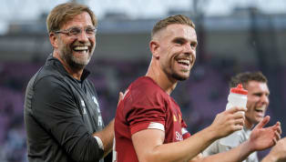 AsJordan Henderson clutched the Champions Leagueto his chest and joyously egged on his teammates before lifting that famous, imperioustrophy with a...