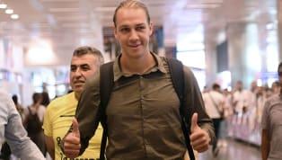 Fenerbahçe, resmi internet sitesinden yaptığı açıklamada İsviçreli santrfor Michael Frey'in Nürnberg'e satın alma opsiyonuyla 1 yıllığına kiralandığını...