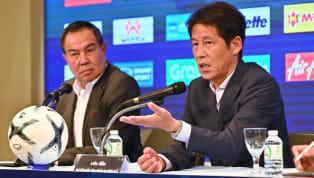 Pelatih Timnas Thailand, Akira Nishino, membahas dua pemain Indonesia yang berkarier di Thai League (divisi satu sepak bola Thailand), Victor Igbonefo dan...