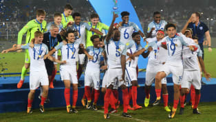 ​Two years ago this month, England Under-17s burst into the spotlight as they lifted their age-group's World Cup in 2017. After falling two goals behind to a...