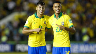 Brazil Under-17s picked up their fourth World Cup title on Sunday, with two late goals steering them to a 2-1 win over Mexico in the final. There were doubts...