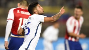 Nesta quarta-feira (15), oGoiásanunciou o meia-atacante Ignacio Jara, ex-Cobreloa-CHI. O jogador de 22 anos chega por empréstimo até o fim da temporada. O...