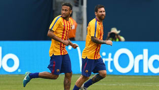 ​Argentina and ​Barcelona superstar, Lionel Messi and Neymar reportedly were involved in face-to-face talks post Brazil's 2-0 win over Argentina in the...