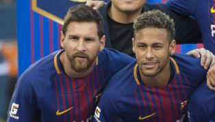 Ngôi sao Neymar lên tiếng chia sẻ về người đàn anh của mình - Lionel Messi, anh gọi Messi là cầu thủ xuất sắc nhất thế giới. Lionel Messicùng với Neymar có...