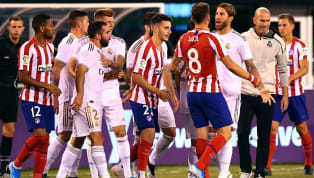 etic Sergio Ramos has tried to excuse Real Madrid's humiliating 7-3 defeat to Atletico Madridwith one of the worst reasons you'll hear all year. The La Liga...