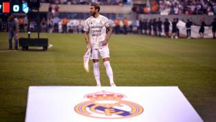 Real Madrid menelan kekalahan telak 7-3 dari rival sekota, Atletico Madrid, di ajang International Champions Cup yang berlangsung di MetLife Stadium, Sabtu...