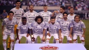 Wenn ein Klub wieReal Madridein Freundschaftsspiel, ganz gleich gegen wen, mit 3:7 verliert, kann man nicht einfach so zur Tagesordnung übergehen. Wenn...