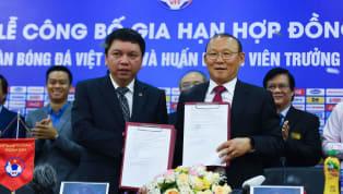 Người đại diện của HLV Park Hang-seo chính thức lên tiếng chia sẻ về việc cắt giảm lương giữa mùa dịch covid-19. Mới đây, Liên đoàn bóng đá Thế giới, Hiệp hội...