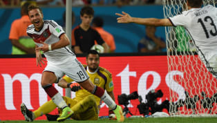 Borussia Dortmund midfielderMario Götze has revealed that he was suffering from depression throughout the 2014 World Cup in Brazil, a tournament which...
