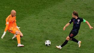 El Mundial 2018 fue una pesadilla para la selección argentina y uno de los que más sufrió fue 'Willy' Caballero. El arquero comenzó siendo titular, pero un...
