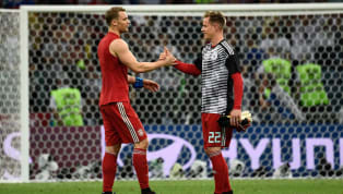 Bayern Munich'sreserve goalkeeperSven Ulreich has backed Manuel Neuer to keep hold of his position as Germany's number one shotstopper ahead of Marc-Andre...