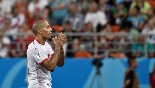 Saint-Etienne Confirm the Signing of Sunderland Forward Wahbi Khazri on Four Year Deal