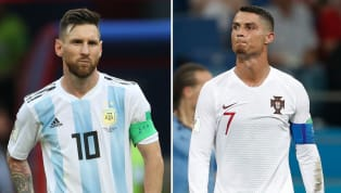 The eternal debate as to who is greater between Lionel Messi and Cristiano Ronaldo continues to rage on and now formerManchester Citywinger, Micah...