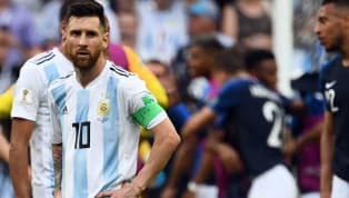 Barcelona's Lionel Messi has been called up to the Argentina national team for the first time since the World Cup in Russia. The 31-year-old went on a...