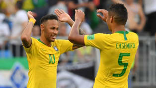 Real Madrid midfielder Casemiro ​has revealed he wishes that international teammate Neymar would have joined him at the Bernabeu when transfer speculation...
