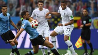 Hazırlık karşılaşmasında Fransa'nın konuğu Uruguay olacak. Saat 23:00'te başlayacak olan karşılaşma öncesinde kadrolarbelli oldu. Ev sahibi ekip...
