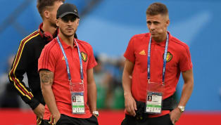 ​Eden and Thorgan Hazard have both been forced to pull out of Belgium's squad for the upcoming international games through injury. Eden is yet to play for...