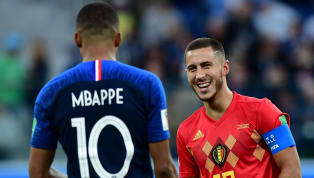 Real Madrid winger Eden Hazard has revealed he wants the club to sign Paris Saint-Germain forward Kylian Mbappé. Despite being just 20 years old, Mbappé is...