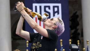 Megan Rapinoe is one of the most talked footballers on the planet right now. The 34-year-old shone at this summer's Women's World Cup in France, winning the...