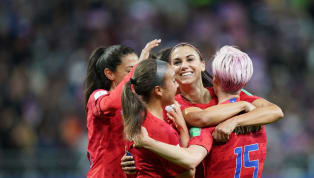 The USWNT broke the all-time World Cup record for margin of victory in Reims on Tuesday night, with a 13-0 win over Thailand to smash Germany's 12-year mark...