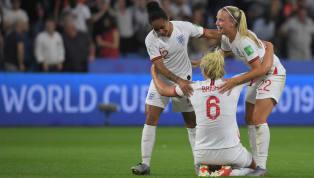 ทีมฟุตบอลหญิงทีมชาติอังกฤษ กรุยทางสู่ฟุตบอลโลกหญิงรอบรองชนะเลิศเป็นทีมแรกหลังจากไล่โขยก ทีมชาตินอร์เวย์ 3-0 เมื่อคืนวันพฤหัสบดีที่ผ่านมา ทัพทรีไลออนเนส...