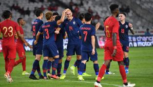 การแข่งขันฟุตบอลโลก 2022 รอบคัดเลือก โซนเอเชีย รอบที่ 2วันแข่งขันวันอังคารที่ 10 กันยายน 2019เวลาแข่งขัน19:30 น.ผลแข่งขันอินโดนิเซีย 0-3 ไทยสนามเกลอรา...