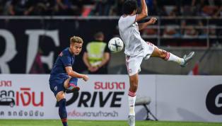 การแข่งขันฟุตบอลโลก 2022 รอบคัดเลือก โซนเอเชียวันแข่งขันวันอังคารที่ 15 ตุลาคม 2019เวลาแข่งขัน19:00 น.ผลการแข่งขันทีมชาติไทย2-1...