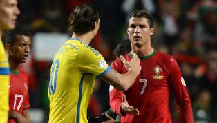 Tiền đạo Zlatan Ibrahimovic mới đây khẳng định anh không hề có ý nói xấu Cristiano Ronaldo. #Ibrahimovic criticises #CR7: 'It is not a challenge to go to one...