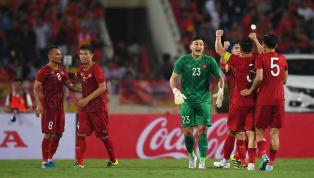 Ngay trước thềm buổi họp báo, huấn luyện viên Park Hang-seo cũng đã công bố danh sách chính thức 23 cầu thủ của đội tuyển Việt Nam để chuẩn bị cho trận đấu...