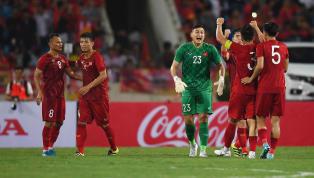Trước đại chiến với Thái Lan, tuyển Việt Nam đón nhận thông tin rất vui về sự thăng tiến trên bảng xếp hạng FIFA. Cụ thể, chiến thắng 1-0 trước UAE cách đây...