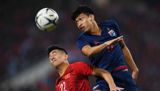  การแข่งขันฟุตบอลโลก 2022 รอบคัดเลือก โซนเอเชียวันแข่งขันวันอังคารที่ 19 พฤศจิกายน 2019เวลาแข่งขัน20:00 น. ตามเวลาประเทศไทยผลแข่งขันเวียดนาม 0-0...