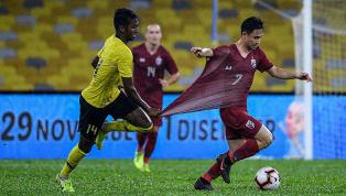 การแข่งขันฟุตบอลโลก 2022 รอบคัดเลือก โซนเอเชียวันแข่งขันวันพฤหัสบดีที่ 14 พฤศจิกายน 2019เวลาแข่งขัน19:45 น. ตามเวลาประเทศไทยผลการแข่งขันมาเลเซีย 2-1...