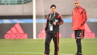 El entrenador deRiveradmitió que el símbolo del equipo tiene ganas de cambiar de aire y en los próximos días podría quedar sellada su partida a México....
