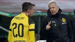 Maximilian Philippsteht vor dem Absprung beiBorussia Dortmund. Der 25-Jährige wird aufgrund der geringen Spielpraxis in der abgelaufenen Saison seit...