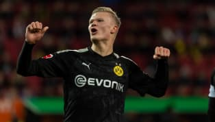 ​Erling Braut Haaland's ​Borrusia Dortmund debut could not have started in a better manner. The 19-year-old came off the bench the 56th minute against...