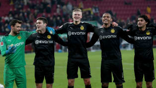 yang ​Borussia Dortmund captain Marco Reus has showered praises on new teammate Erling Braut Haaland following his match-winning hat-trick against Augsburg on...