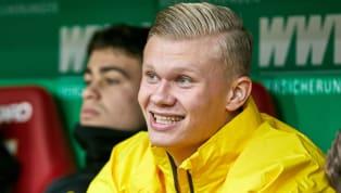 Besser kann ein Debüt nicht laufen. Erling Haaland erzielte an seinem ersten Arbeitstag für Borussia Dortmund einen Hattrick und avancierte beim 5:3-Erfolg...