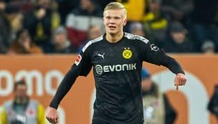 Un debut no podría ser mejor. Erling Haaland anotó un 'hat trick' para el Borussia Dortmund y se convirtió en el máximo ganador del partido en la victoria por...