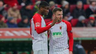 Kurz vor dem Rückrundenauftakt hat derFC Augsburgeine Krachermeldung für seine Anhänger parat: Mit Kapitän Daniel Baier, Abwehrchef JeffreyGouweleeuwund...