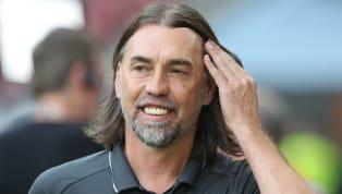 """Dass derSC Freiburgaktuell """"das Team der Stunde"""" ist, blieb auch Martin Schmidt nicht verborgen. Der Trainer desFC Augsburgzollte dem kommenden Gegner..."""