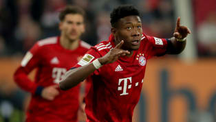 erby Bayern Munich moved to within two points of Borussia Dortmund at the top of the league table thanks to a 3-2 win over FC Augsburg in the Bavarian derby,...