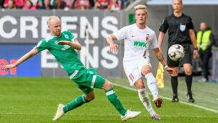 SV Werder Bremen  Die #Werder-Startelf für #svwfca: Von der Bank: #Kapino, #Pizarro, #Möhwald, #Veljkovic, #Sahin, #Sargent, #Friedl ⏰ 15.30 Uhr 🆚...