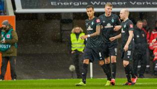 Werder Bremenmusste sicham Samstagauch gegen denFC Augsburggeschlagen geben. Die verdiente 1:2-Niederlage stellte den nächsten Rückschlag in der...